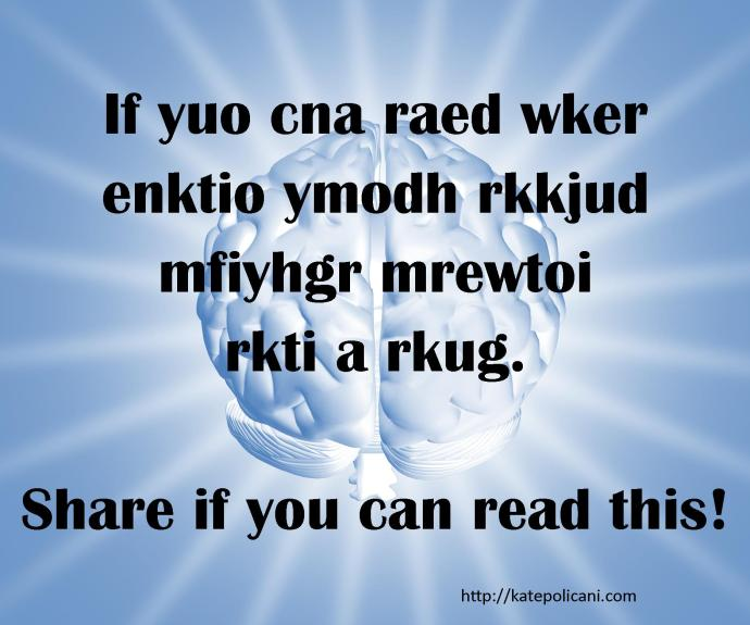 Share if you can read