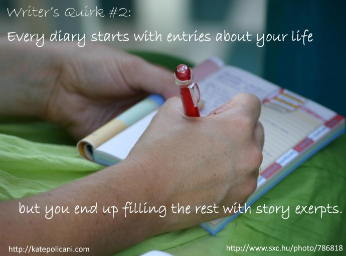 Writer's Quirk 2